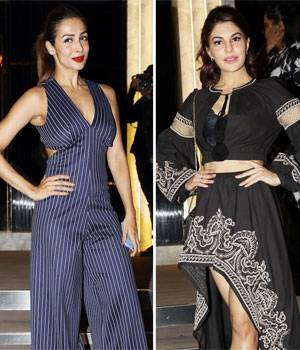 The who's who of Bollywood turned up at the launch of Gauri Khan's first design venture for a restaurant. Here's a quick look at the best dressed celebs at this glittery event.
