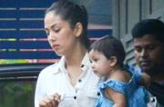 These photos of Shahid-Mira's daughter Misha are too cute to miss
