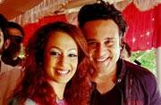 5 pictures of new parents Krushna Abhishek and Kashmera Shah that will make you go aww