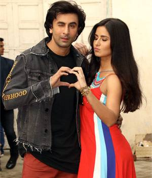Ranbir Kapoor and Katrina Kaif are not your averge ex-lovers. When many vow to never see each other's face post the ugly break-up, Ranbir and Katrina came back on the sets of a film they were working on for almost two years. And what's worse, they had to