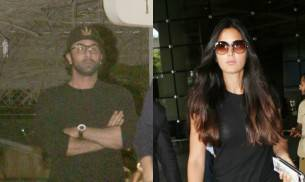 While Ranbir Kapoor was spotted at a special screening of Jab Harry Met Sejal, diva Katrina Kaif was clicked at the airport.