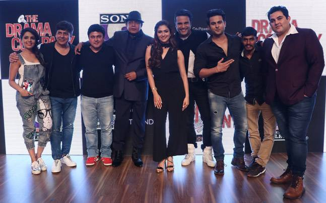 Sony TV's new comedy show which will be a mix of multiple comedy genres is all set to premiere on July 16. Starring Mithun Chakraborty, Ali Asgar, Dr. Sanket Bhosale, Sugandha Mishra, Krushna Abhishek, Sudesh Lehri, Ridhima Pandit, Tanaji and Aru Verma, t
