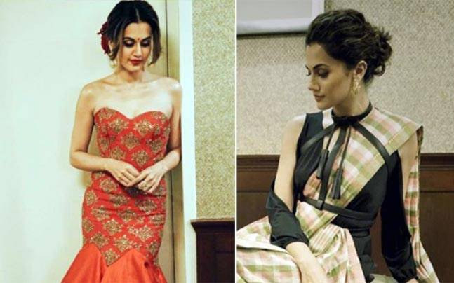 Pictures Courtesy: Instagram/taapsee