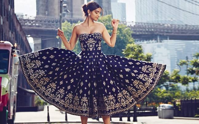 Photo: Harper's Bazaar Bride India