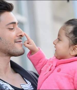 As superstar Mahesh Babu turns a year older today, we look at some of his adorable pictures with daughter Sitara.