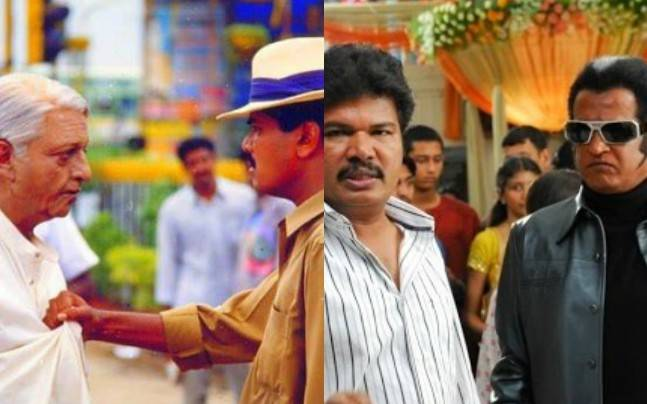As 'blockbuster' filmmaker Shankar turns a year older today, we look at some of the well-made commercial entertainers.