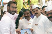 Ganesh Chaturthi 2017: From Ajay Devgn to Sanjay Dutt, how Bollywood is celebrating the festival