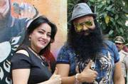 Gurmeet Ram Rahim's 'daughter' Honeypreet's dress-sense is hurting our eyes