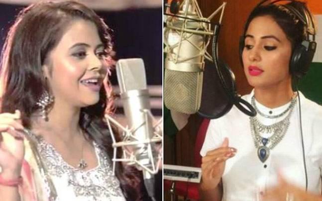 Hina Khan, Devoleena Bhattacharjee