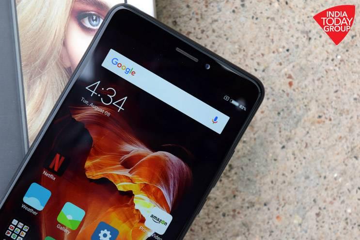 Xiaomi Mi Max 2: Lights, camera, action