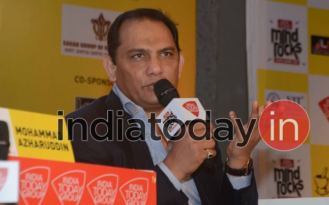 At India Today Mind Rocks 2017 Bhopal, former India captain Mohammad Azharuddin talked about his three back-to-back centuries, how comparing Virat Kohli with Sachin Tendulkar is not right and what kids should do to be successful.