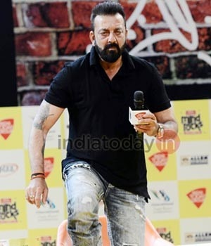 Sanjay Dutt is one of Bollywood's earliest controversy child. From drugs to rehab to brawls to Bollywood affairs to time in jail, Sanju Baba has seen it all.