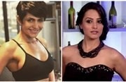 These TV actresses started their career more than a decade back, yet they look younger than ever before. We are talking about Shanti girl Mandira Bedi, Kabhi Sautan Kabhi Saheli's Tanushree aka Anita Hassanandani and Kahaani Ghar Ghar Ki's Sakshi Tanwar.