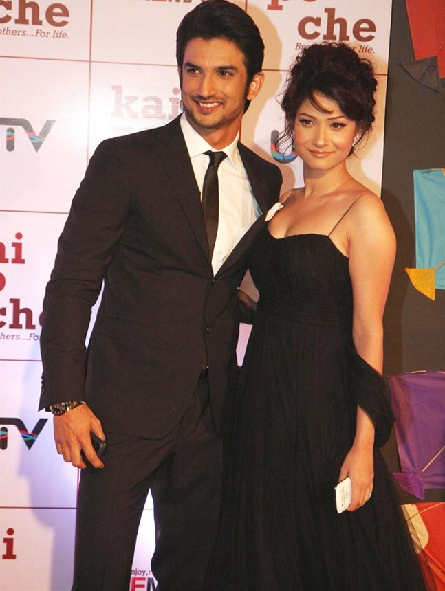 Sushant Singh Rajput reportedly ditched a recent award show because he did not want to share the stage with ex-girlfriend Ankita Lokhande after their bitter break-up. Let's take a look at other exes who do not get along.