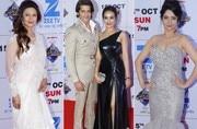 Divyanka Tripathi to Ankita Lokhande: TV stars sizzle at Zee Rishtey Awards 2017