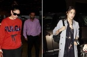 Celeb Spotting: Kareena Kapoor Khan and Anushka Sharma are a sight for sore eyes, even at the airport