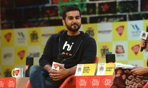 Kavin Bharti Mittal at India Today Mind Rocks 2017