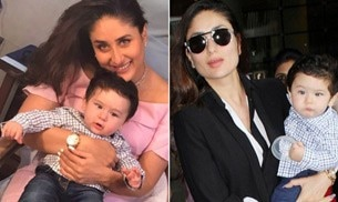 Kareena Kapoor Khan has always inspired mothers, whether it is embracing her pregnancy and flaunting her baby bump proudly or maintaining a balance between work and motherhood. As she turns a year older, here are her best pictures with her son, Taimur.
