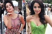 7 times Mallika Sherawat wore something normal people cannot