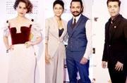 Bollywood's big names came together on the opening night of Mumbai Film Festival 2017. Karan Johar to Kangana Ranaut to Sridevi, many made the event a star-studded affair.