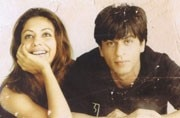 Shah Rukh and Gauri celebrate 26 years of marriage: Looking back at their love story