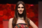 Vaani Kapoor's floral finesse to bridal wears: Day 4 at Amazon India Fashion Week