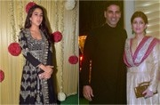 Diwali 2017: At Ekta Kapoor's bash, Akshay-Twinkle hand-in-hand and Sara Ali Khan is a sight out of a dream