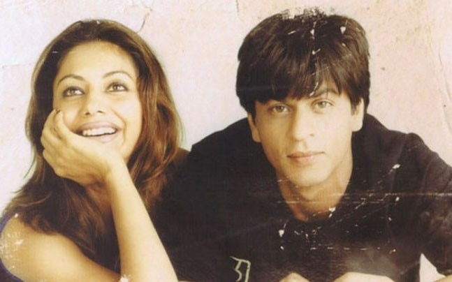 Shah Rukh Khan is not just the King Of Romance on screen - he and Gauri have a rock-solid marriage that gives us goals. As the actor turns 52, here are some of his best pictures with his wife.