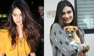 Disha Patani brightened up the city as she stepped out for a bite in a bright yellow dress, while Athiya Shetty celebrated her birthday at an animal shelter.