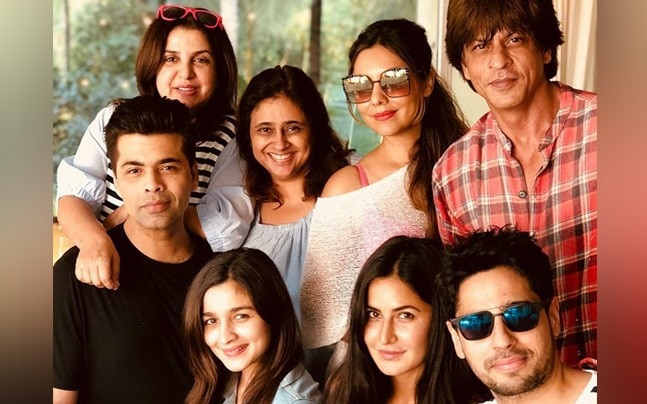 Shah Rukh Khan, Bollywood's 'King Khan', celebrated his birthday with a king-size party in Alibaug. Check out the pictures from the bash.
