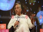 Mani Shankar Aiyar at a session in India Today Conclave South 2018