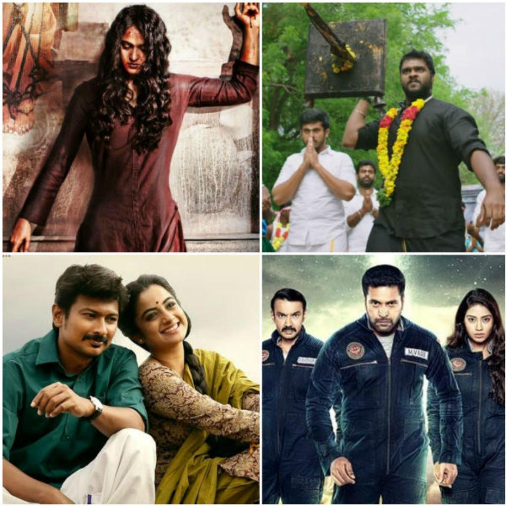 Upcoming Tamil releases