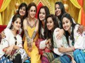 Bhavana's mehandi function