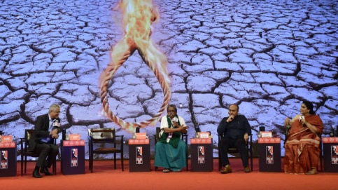 India Today Conclave South 2018: Rural Distress - Farms on Fire