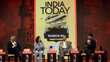 India Today Conclave South 2018: The IT Edge: Who Moved My Job?