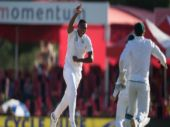 2nd Test: Ngidi, De Villiers shine on Day 4, SA 7 wickets away from win