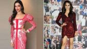 Valentine's Day dress code: Take inspiration from Deepika Padukone, Manushi Chhillar & more