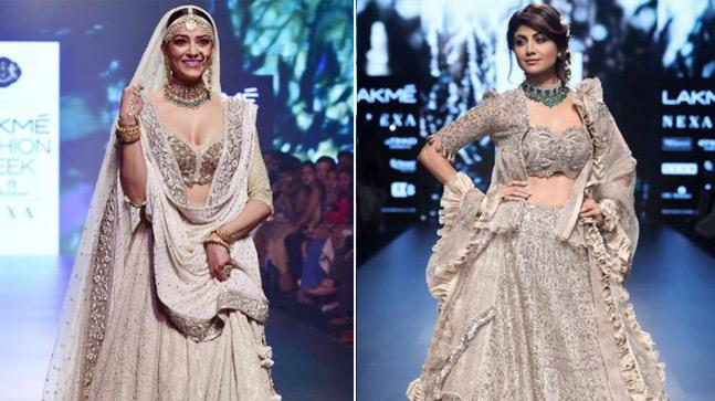 Stars grace the ramp at Lakme Fashion Week Summer/Resort 2018.
