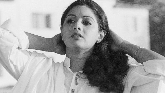 Sridevi. 1963-2018
