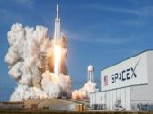 SpaceX's Falcon Heavy, world's most powerful rocket, launches successfully