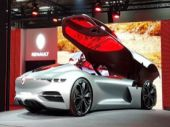 Renault shows off its Trezor concept at Auto Expo 2018