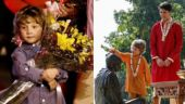 Hadrien Trudeau's cutest moments from his dad's India trip