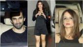 On Valentine's Day, Sonakshi, Sussanne, Bhumi attend KJo's singles-only bash