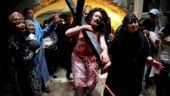 In pictures: Christians around the world observe Good Friday