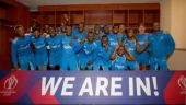IN PICS: West Indies players celebrate World Cup 2019 qualification