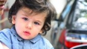 An unbearably cute Taimur Ali Khan is puzzled by the paparazzi. See pics