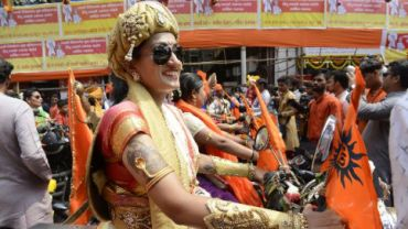Gudi Padwa celebrations.