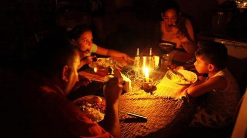 Venezuela in the dark after country imposes electricity rationing this week