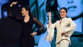 Karisma Kapoor (L) and Kareena Kapoor Khan