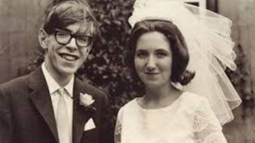 Stephen Hawking with wife Jane ( Photo: El Heraldo)